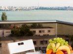 Balcony - Lake View - City View