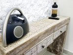 Docking station in all rooms