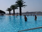 Nearby Local Pool in Esposende - on the waterfront!