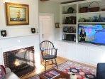 Opposite side Main LIving Room, TV