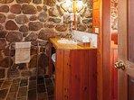 Tuki Stone cottages - Bathroom