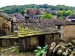 The oldest building in Holmfirth dates back to 1600 has been a jail, mortuary & even a fire station
