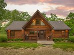 Enjoy the serentity of Moose Canyon Lodge