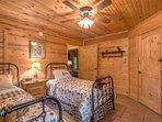 Wonderful 2 twin beds