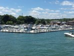 Downtown Put In Bay Docks