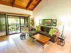 Kihei Resort 209 Living room