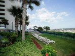 Amenities at Oceanfront Resort