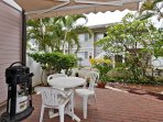 Nice Lanai with Barbecue Grill
