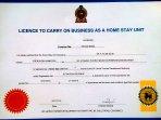 Sri Lanka Tourist Authority  License