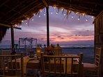 Cena Romantica Playa