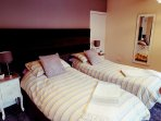 We also have two single beds upon request