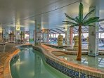 And Don't Forget the Indoor Lazy River!