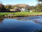 The village of Patterdale - the shop and pub are only a 10 minute walk from the cottage.