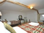 Twin room with additional single bed