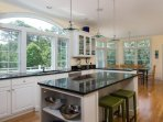 Fully equipped and updated kitchen makes preparing a meal a dream - 29 Bellamy Lane North Chatham Cape Cod - New...
