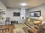 Explore Laramie from this classic but remodeled vacation rental condo!