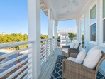 BOOK NOW for SPRING BREAK! Brand-New 4BR steps from The Hub 30A