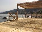 solarium, summer platforms