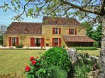 4 bedroom Villa in Lamothe-Fénelon, Occitania, France : ref 5536417