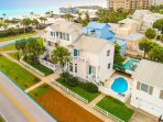 Lawn, Pool, Parking, Decks and Views! Destin's Jewel - The White Whale