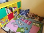Playing area for kids