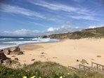 Monte Clerigo Beach
