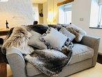 Enough cushions!