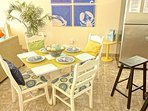 Enjoy a meal in Your Dining Area