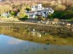 Loch front house, Arrochar