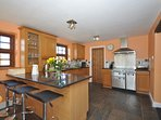 A stylish kitchen just perfect for entertaining