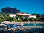 3 bedroom Villa in Lagoudi Zia, South Aegean, Greece : ref 5559338