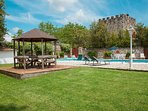 4 bedroom Villa in Castelrinaldi, Umbria, Italy : ref 5556582