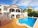 5 bedroom Villa in Monte Pego, Valencia, Spain : ref 5556112