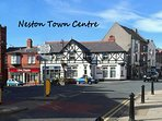 Neston town center