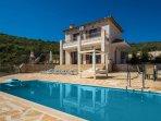 2 bedroom Villa in Koroni, Ionian Islands, Greece : ref 5547553