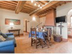 3 bedroom Apartment in Fratta-Santa Caterina, Tuscany, Italy : ref 5540162