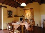 2 bedroom Apartment in Castelonchio, Umbria, Italy : ref 5537304