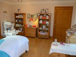 Beauty and Spa Treatments available on site - 10% off all treatments for guests