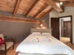 typical Double Room Mountain Villa Aosta Valley