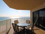 Patio Views of The Gulf
