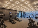 Condo Exercise Room