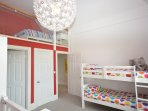 Twin room with double bed maisonette