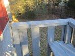 Smoking balcony