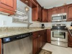 Elegant granite, full size stainless steel appliances, and upgraded cabinetry mean cooking in this kitchen will be a...