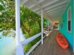 White Sands Luxury Dock Cottage - St.Vincent