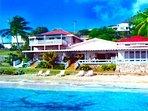 Bequia Beachfront Villa - 3 Bedroom - Bequia