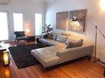 New Italian designer oversized very comfortable furniture