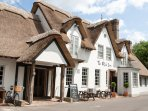 The Red Lion Granchester