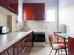 Sunny, fully renovated, spacious kitchen