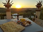 La Valiana offers many optional Activities: as Private dinner with chef service...